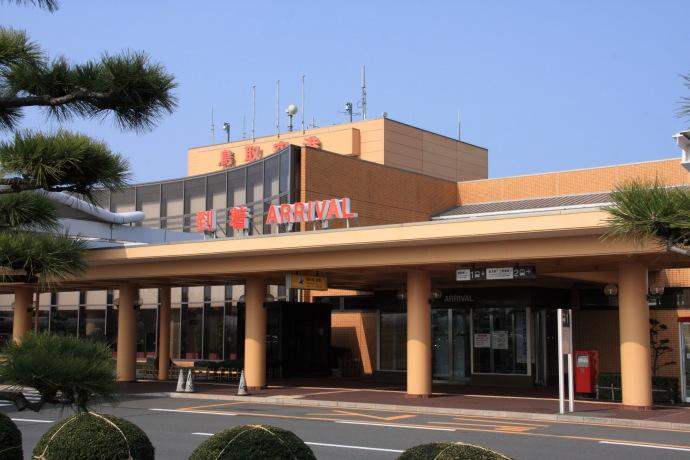鳥取空港11