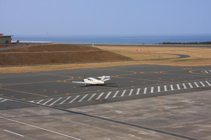 鳥取空港12