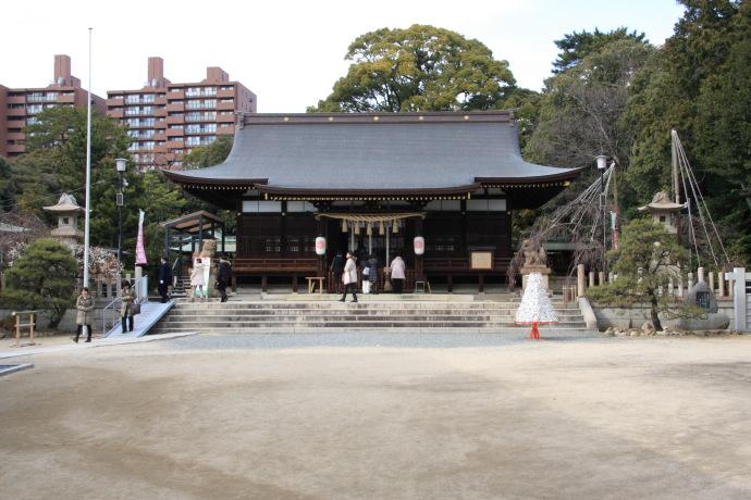 弓弦羽神社6