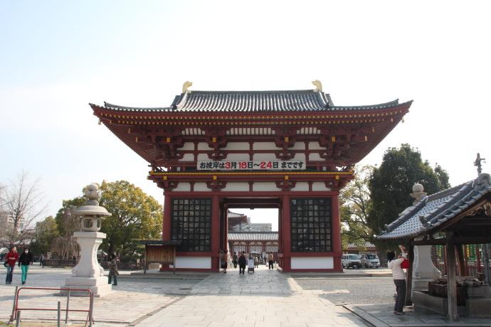 四天王寺3