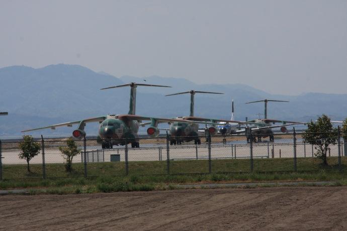 米子空港3