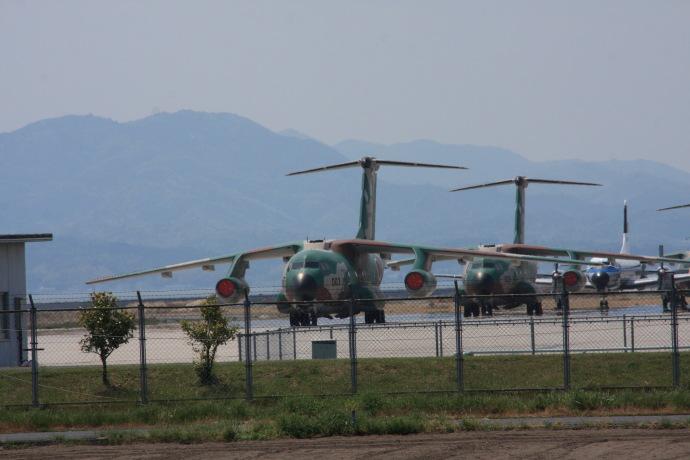 米子空港1