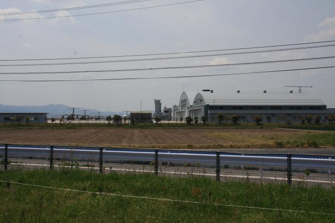 米子空港2