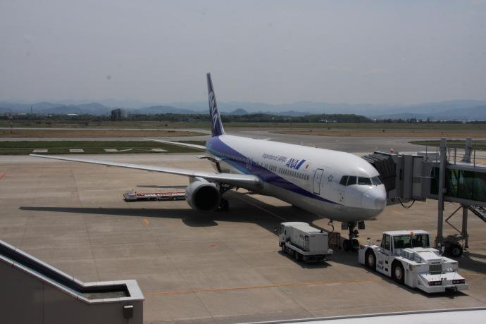 米子空港9