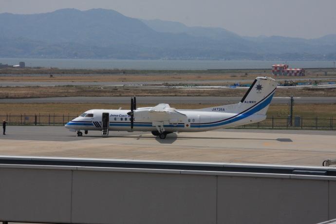 米子空港5