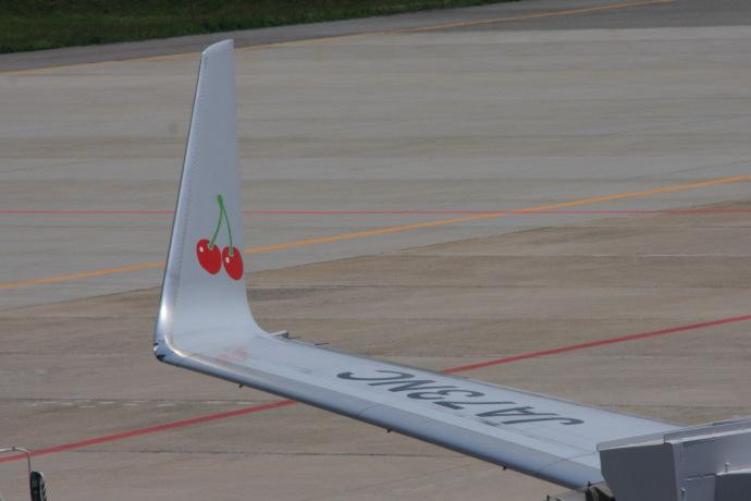 米子空港10