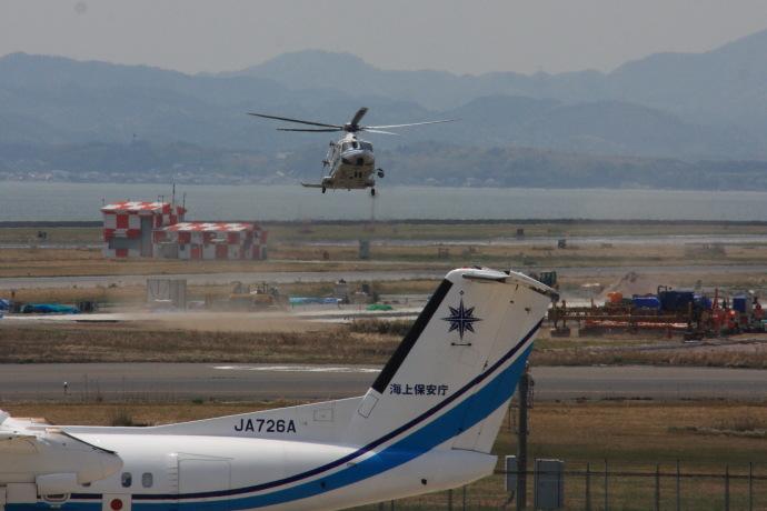 米子空港6