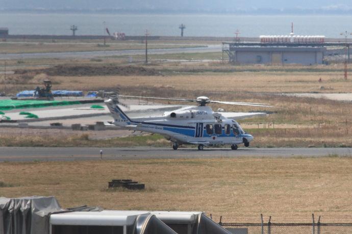 米子空港7