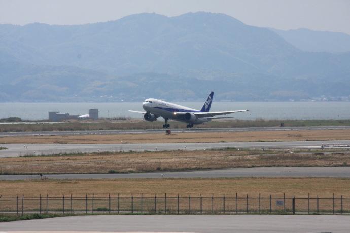 米子空港12