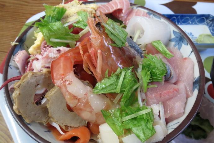 海鮮丼10