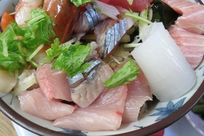 海鮮丼12