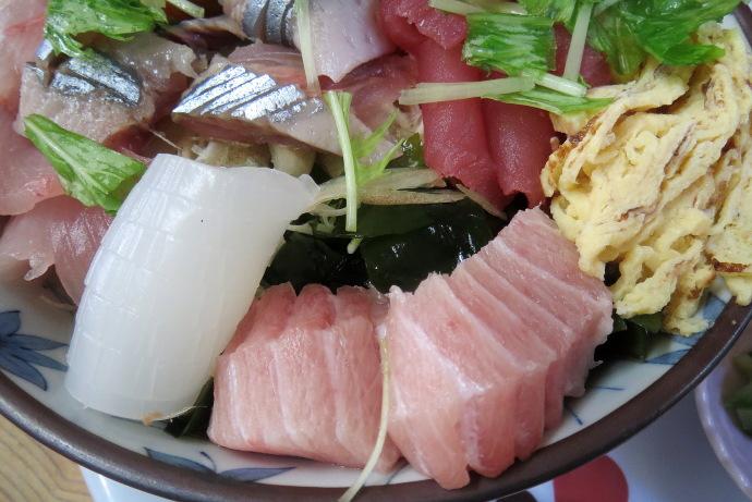 海鮮丼13