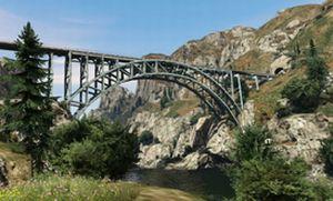 ラクリマ鉄橋