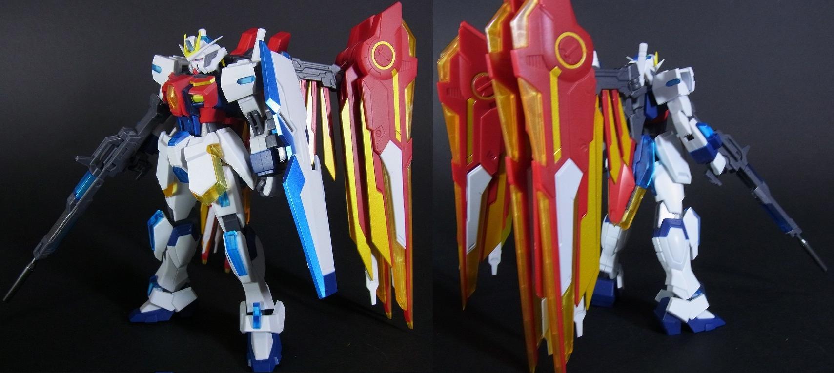 エクストリームガンダムtype-イクスアイオスフェース