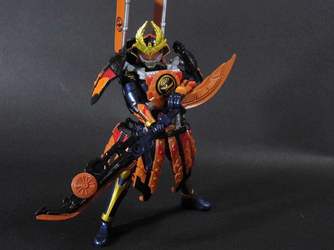 火縄橙DJ銃大剣モード・なぎなたモード