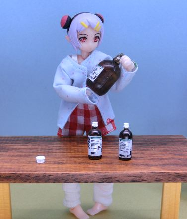 試薬瓶 (2)