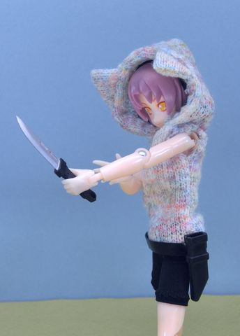 コンバットナイフ (2)