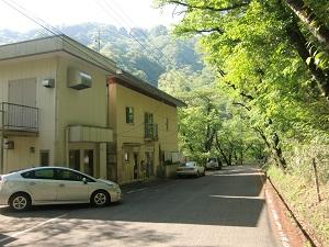 町営妙義湖休憩所