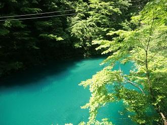 玄倉ダム湖