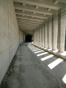 オバケ隧道