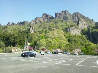 お山の絶景*