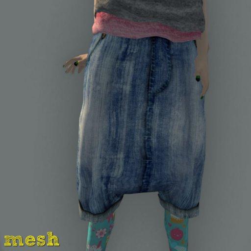 pants pop3