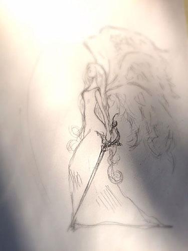 ファウと剣