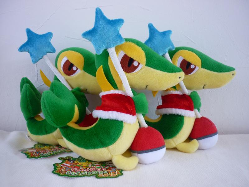 ぬいぐるみ クリスマス2010 ツタージャ