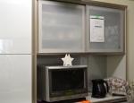 新しい食器棚