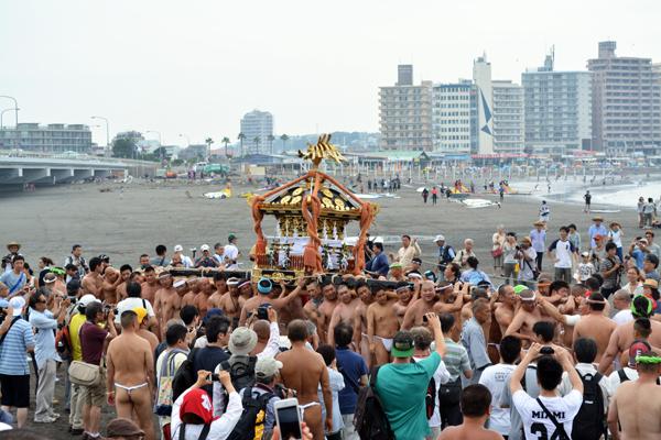 江ノ島御輿2
