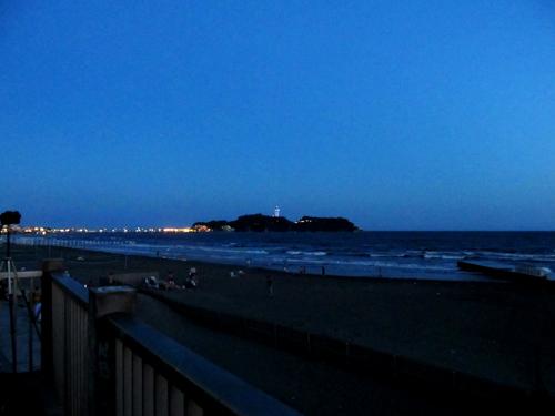 夜の江ノ島3