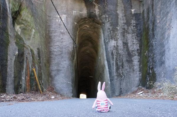 トンネル2 キレ
