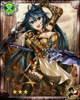 神魔×継承! RAGNABREAK-ラグナブレイク- 二刀流剣士リゼレッド(R)