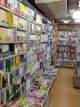 石堂書店 奥の壁