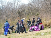3月23日 北峰・ハプニング