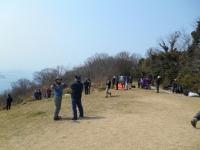3月23日 北峰・テイクオフ③