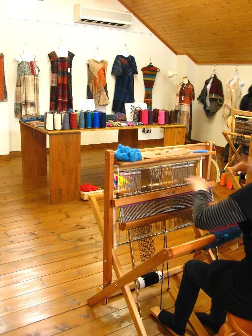 2014-7さをり織り体験