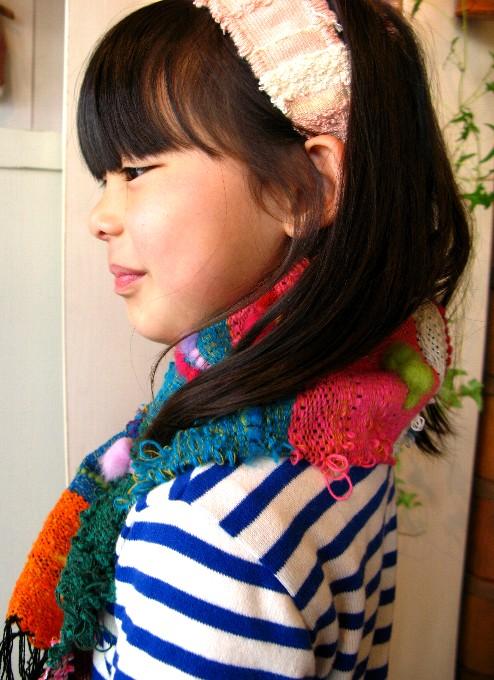 2014-10さをり織り体験