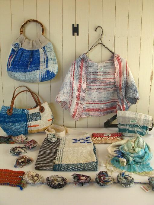 2014涼風さをり織り工房虹の森1