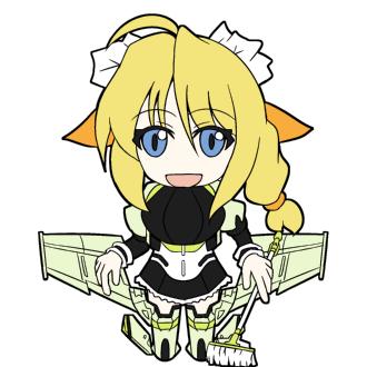 ストラップ風F/A-18