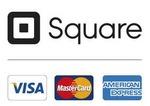 アメリカンエキスプレス/VISA/MASTERのロゴの 入ったクレジットカード・デビットカードもご利用可能