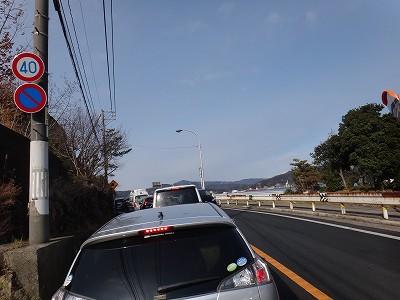 s-10:06かき祭り渋滞