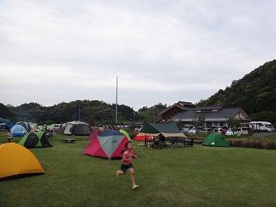 s-17:59田万川キャンプ場