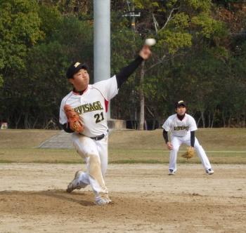 PC2110575回から登板Le.visage上田投手