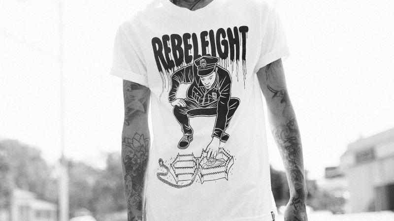 2014 REBEL8 Fall LookBook STREETWISE Jacket Tee ストリートワイズ 神奈川 藤沢 湘南 スケート ファッション ストリートファッション ストリートブランド