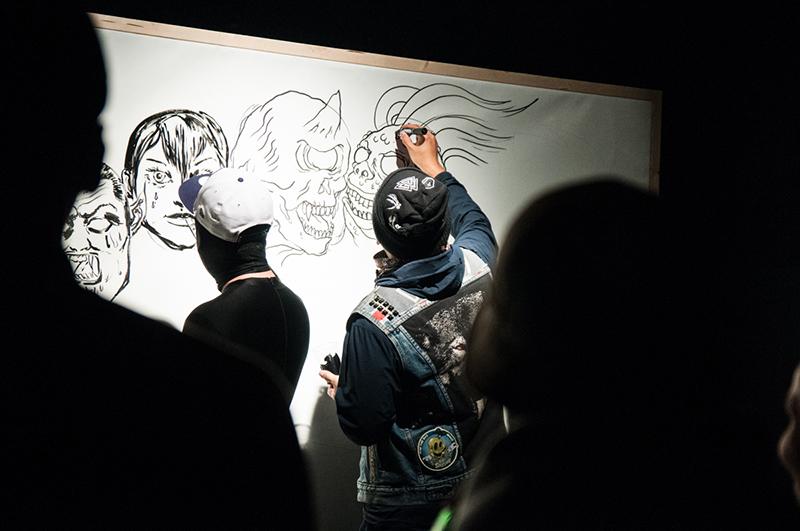 2014 Mishka 4YearAnniversary LamourSupreme NicholasGazin STREETWISE ストリートワイズ 神奈川 藤沢 湘南 スケート ファッション ストリートファッション ストリートブランド