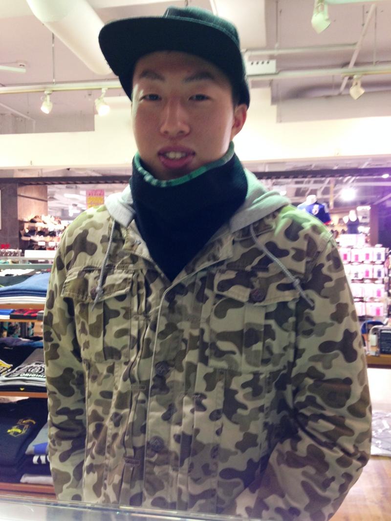 2014 STREETWISE Customer Spring ストリートワイズ カスタマー 神奈川 藤沢 湘南 スケート ファッション ストリートファッション ストリートブランド