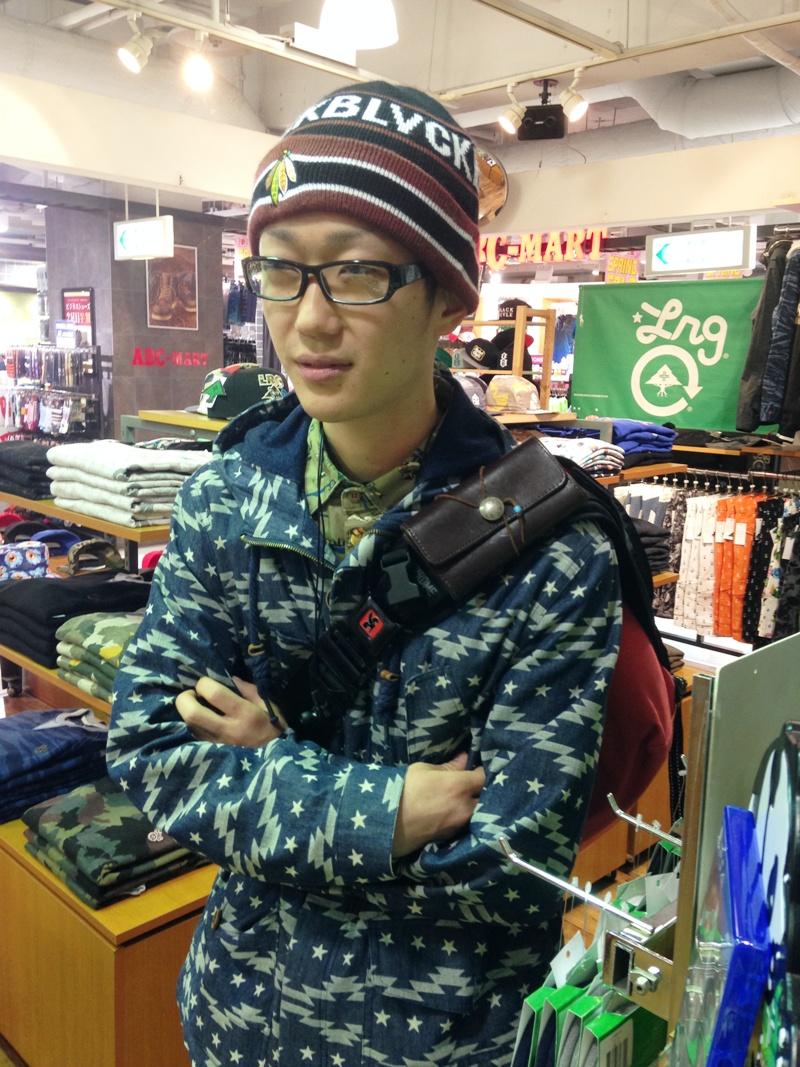 2014 STREETWISE Customer ストリートワイズ カスタマー 神奈川 藤沢 湘南 スケート ファッション ストリートファッション ストリートブランド