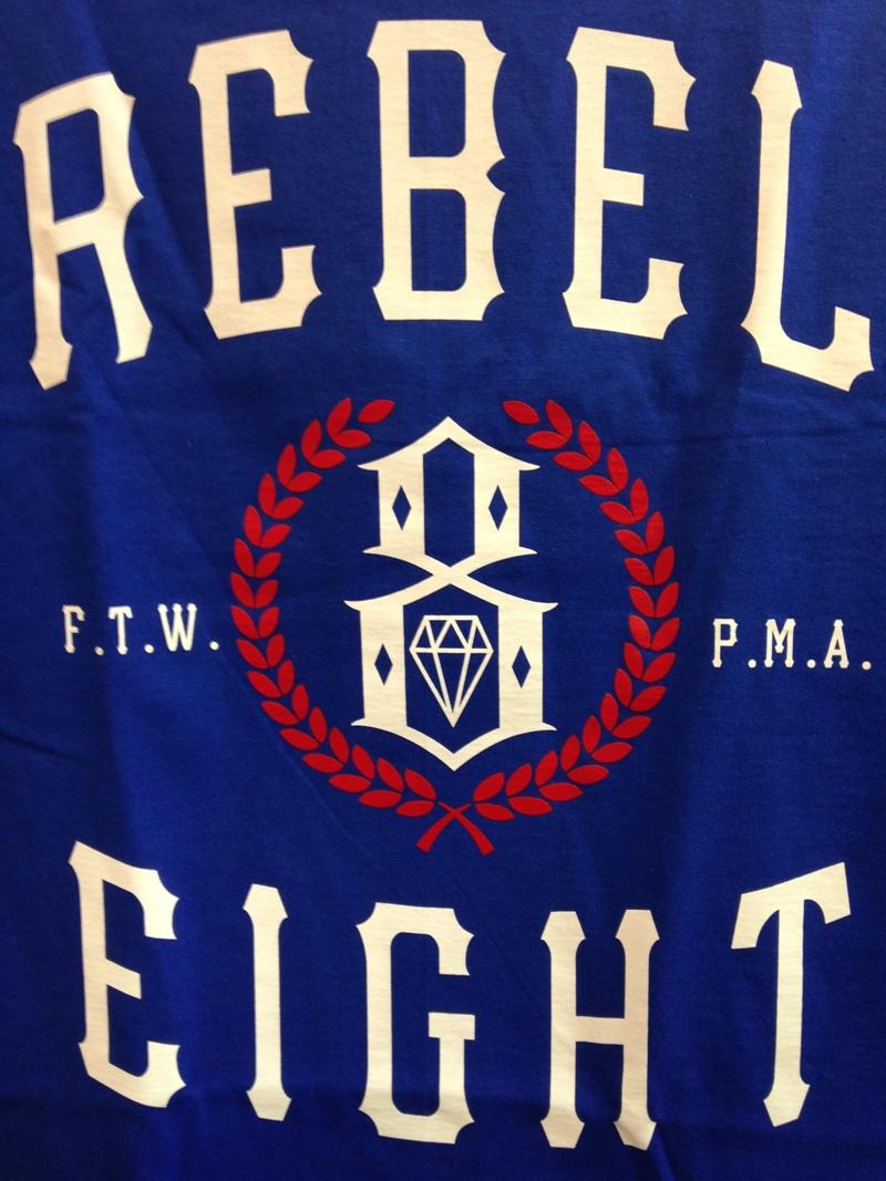STREETWISE ストリートワイズ 春物 新作 Rebel8 Tシャツ 神奈川 横浜 湘南