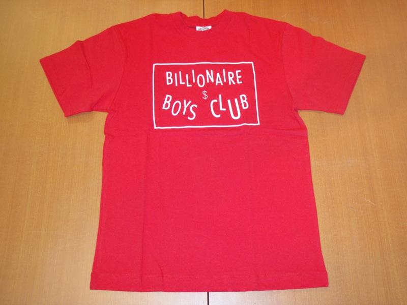 2014 BillionaireBoysClub Spring Tee STREETWISE ストリートワイズ 神奈川 藤沢 湘南 スケート ファッション ストリートファッション ストリートブランド